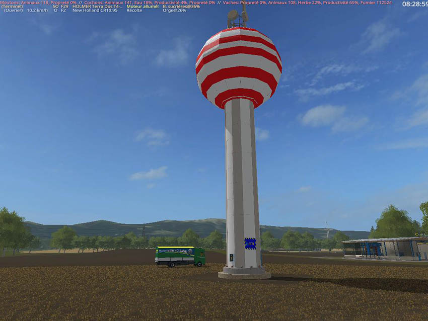 Placeable watertower v 1.5