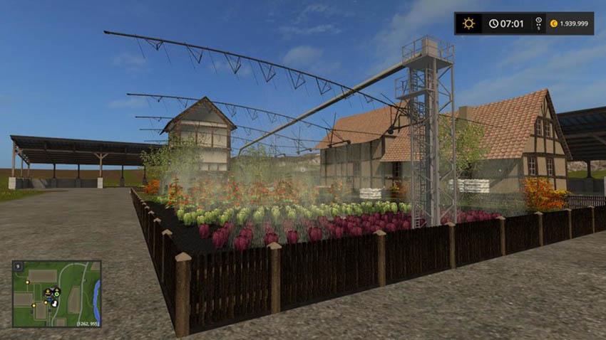 Plantage placeable V 1.0