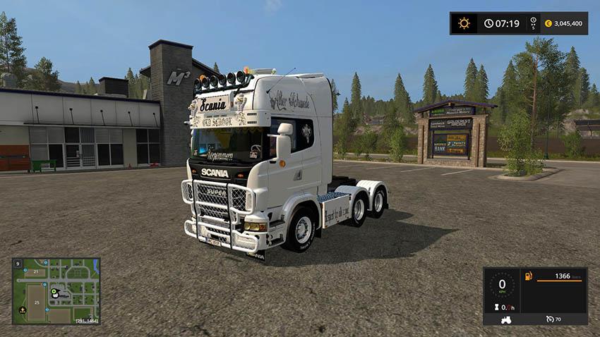 Scania V8 v 1.0