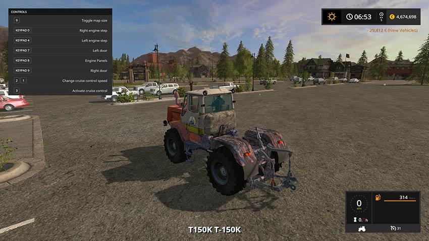 T-150K Ichthyander v 1.0