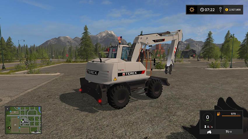 TEREX TW170 v1.0