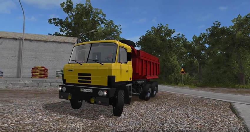 Tatra 815 Cheb v 2.0