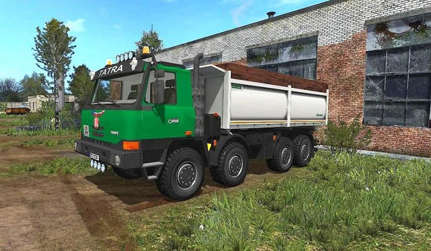 Tatra 815 Terrno1 8x8 v 1.0