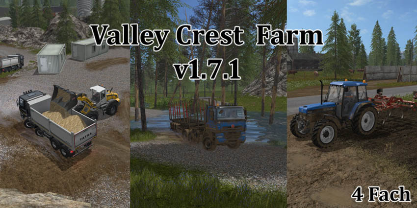 Valley Crest Farm 4x V 1.7.1