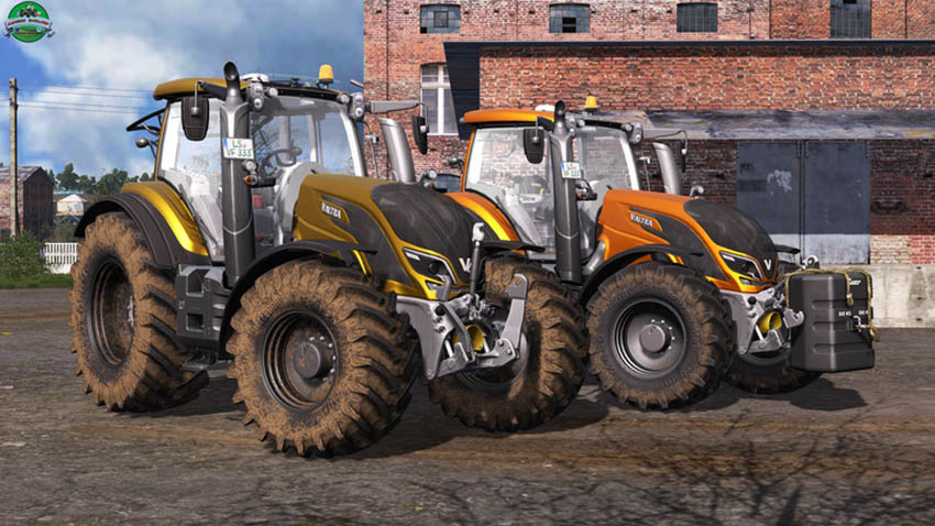 Valtra T Series LTD v 1.0 MR