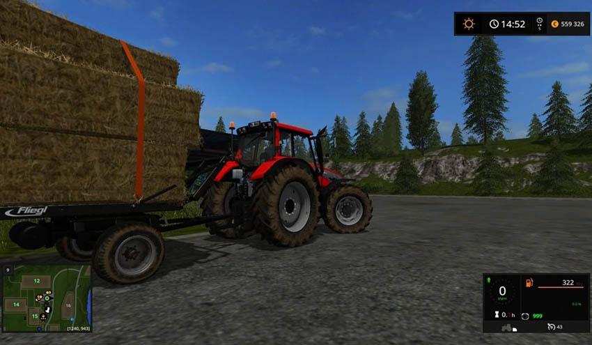 Valtra T163 Old v 1.0