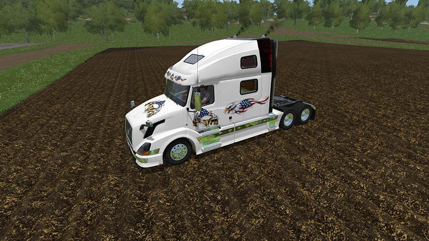 Volvo 780 Eagle Truck Pack v 1.0