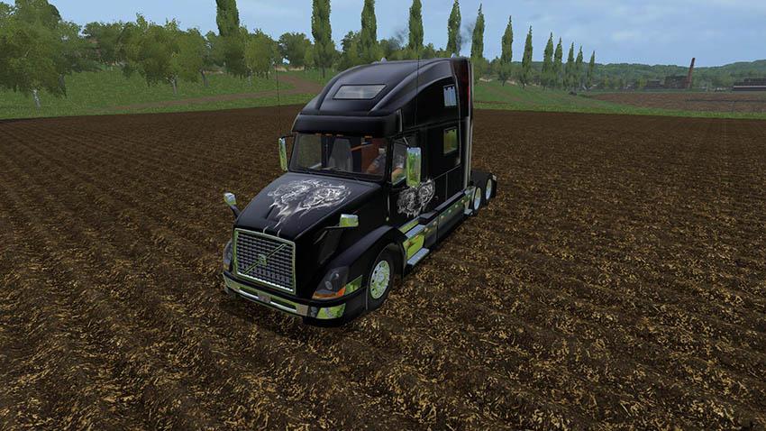 Volvo 780 VE Truck v 1.0