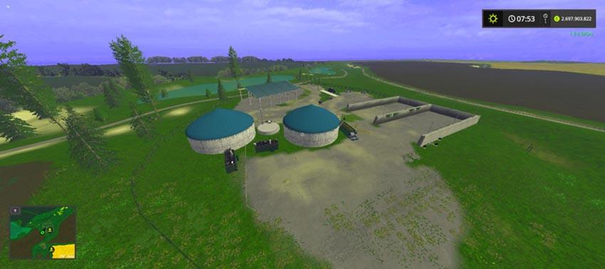 BGA - Biogasanlage Gabriel V 1.0