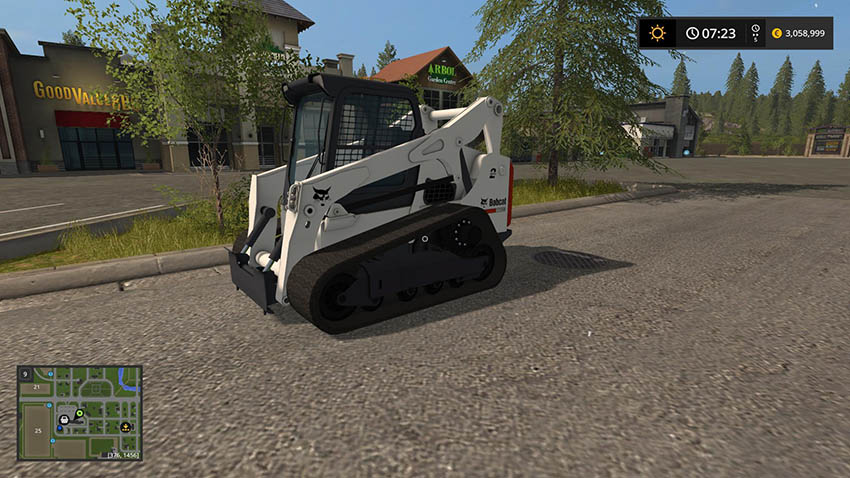 Bobcat skid steer v 2.0