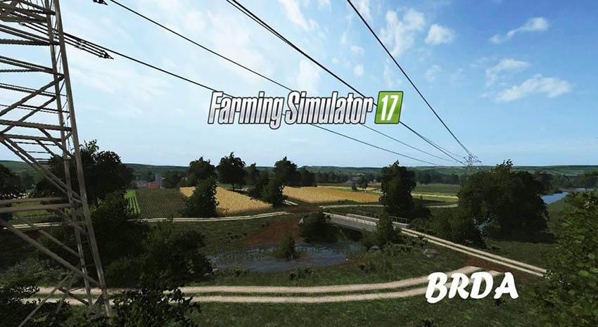 Brda Map v 2.0
