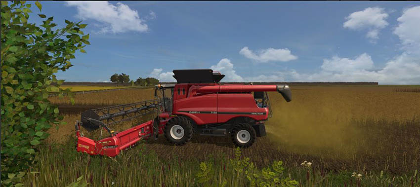 Case IH axial-flow 7150 40 years v 1.1