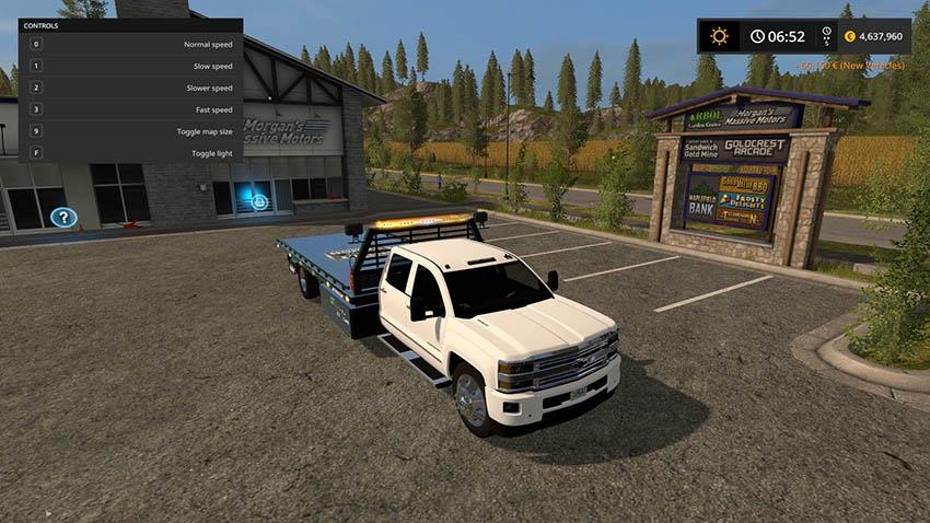 Chevy Rollback v 1.0