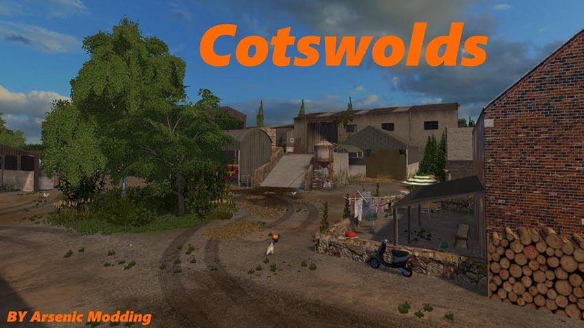 Cotswolds Map v 1.0