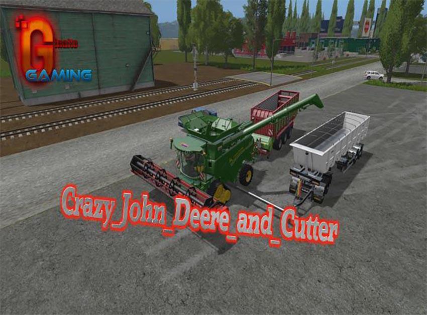 Crazy John Deere and Cutter v 1.0