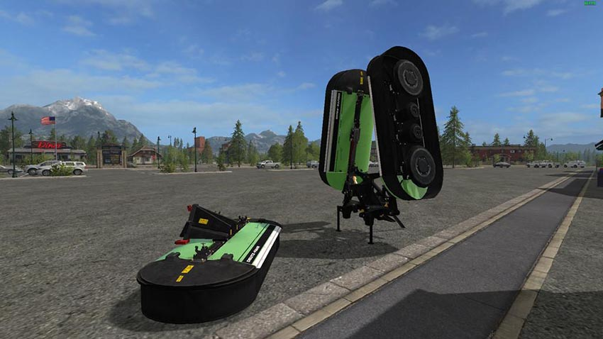 Deutz Drummaster Mod-Package v 1.0