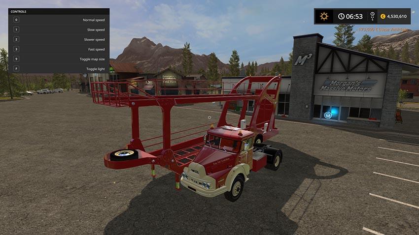 Fahr Transporter Pack v 1.0