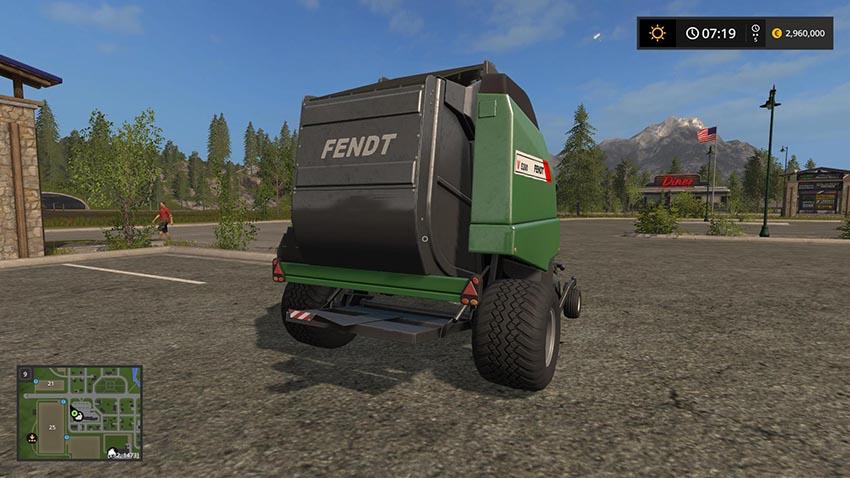 Fendt v5200 v 1.0