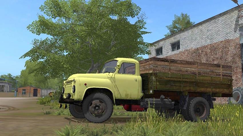GAZ 52 v 1.0
