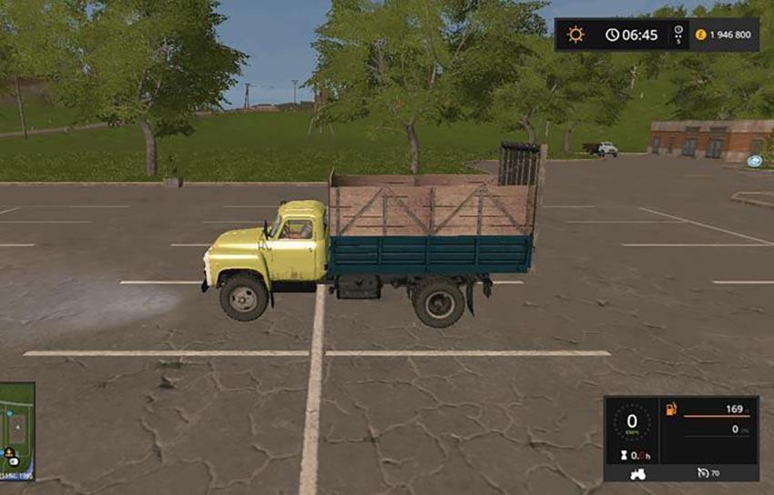 GAZ 53 v 1.1