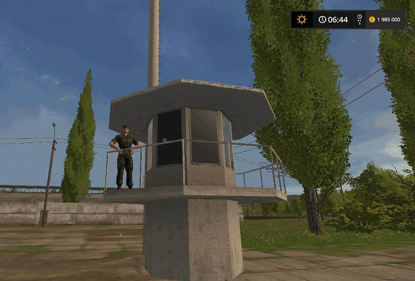 Guard post v 1.0
