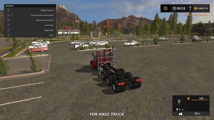 Haul Truck v 1.0