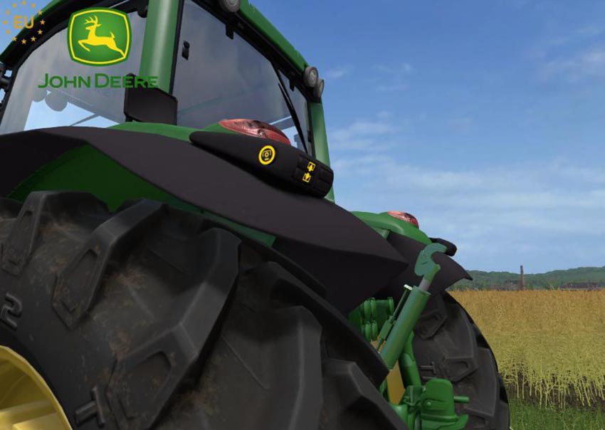 John Deere 7030 E Premium Series + weight v 2.0.1.5