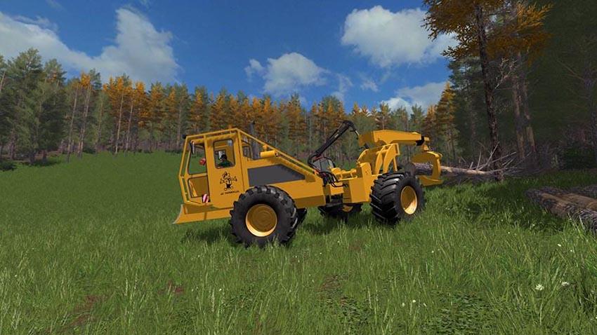 Lokomo 928 Forest v 1.0
