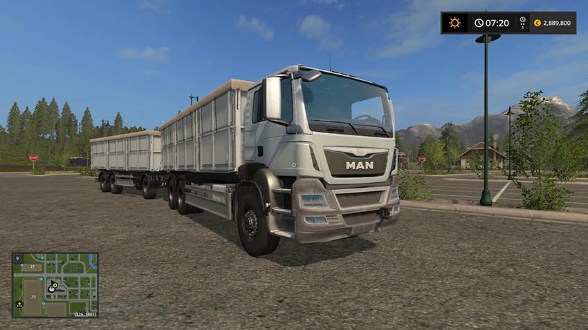 MAN Universal Truck v 2.0
