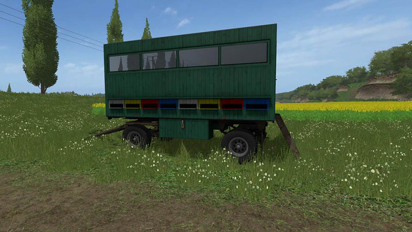 Mobile Beehive v 1.0