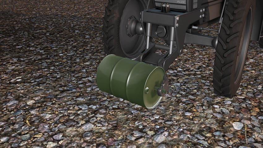 Multicolor Barrel Weight V 1.17