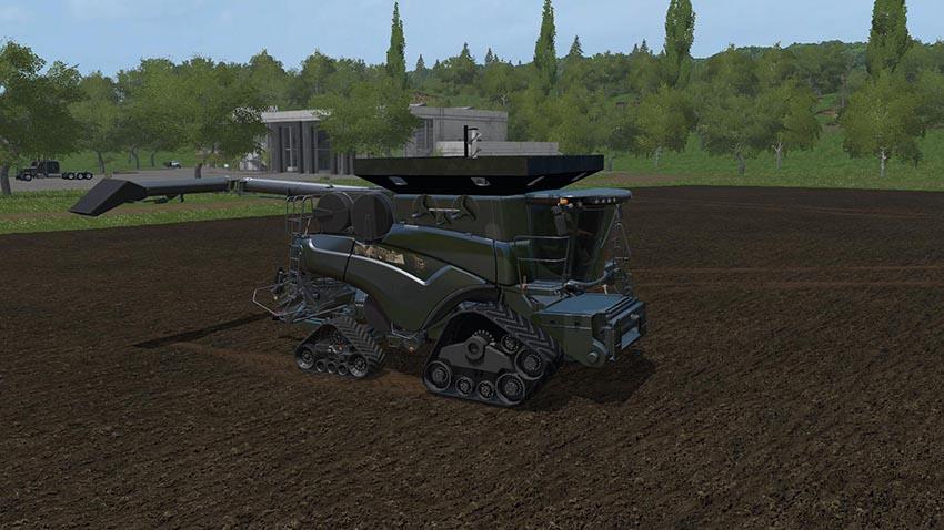 New Holland CR 1090 ATI 4x4 QuadTrac v 1.0