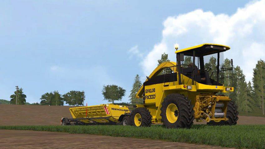 New Holland FX series v 1.0