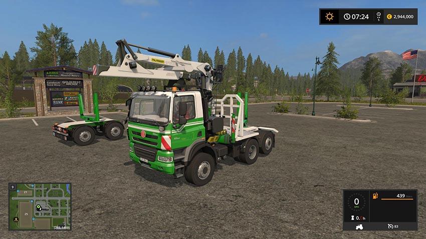 Tatra Phoenix Longwood v 1.0