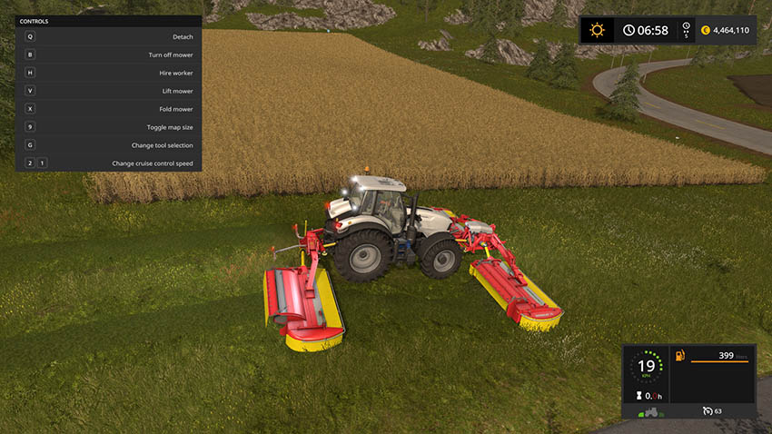 Pottinger Novacat Pack v 1.1