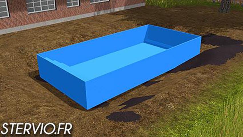 SDM piscine v 1.0