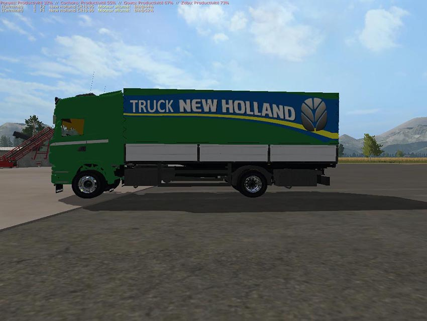 Scaniaz New Holland v 1.0