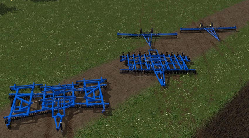 Seedbed combination Landoll v 1.0