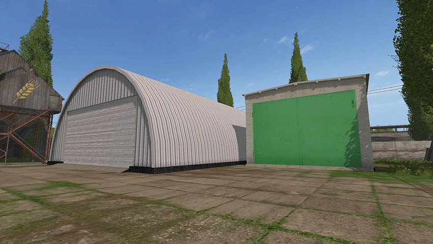 Static Objects Pack v 1.1
