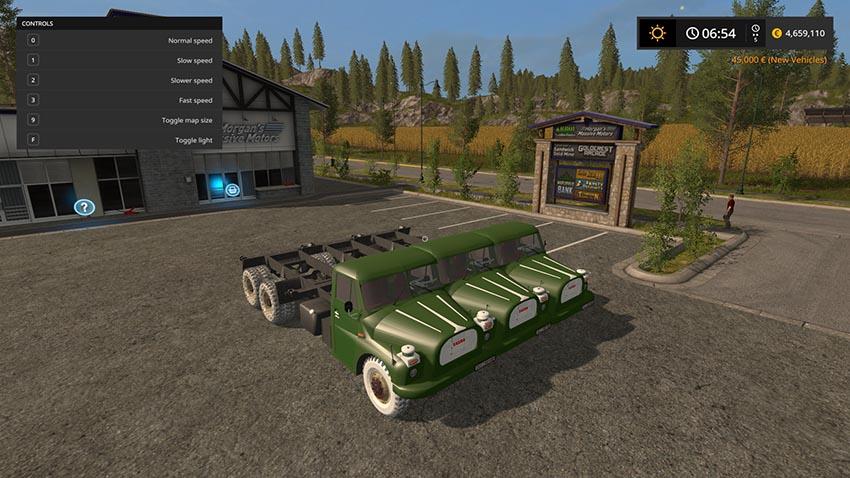 Tatra 148 Agro v 1.0