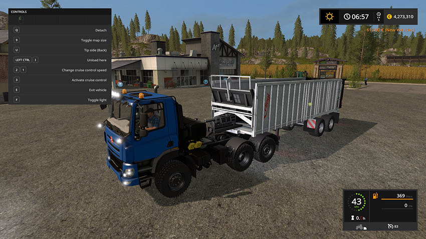Tatra Phoenix Euro 6 v 1.0