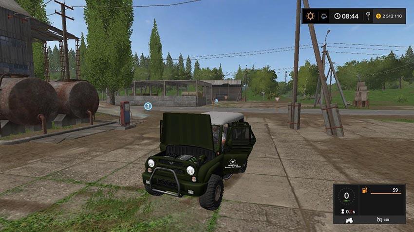UAZ 3159 v 1.0