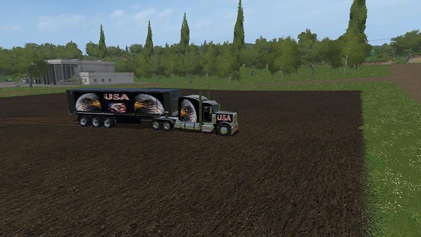 USA Truck & Trailer v 1.0
