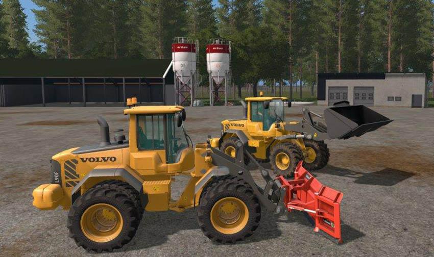 Volvo F series v 1.0