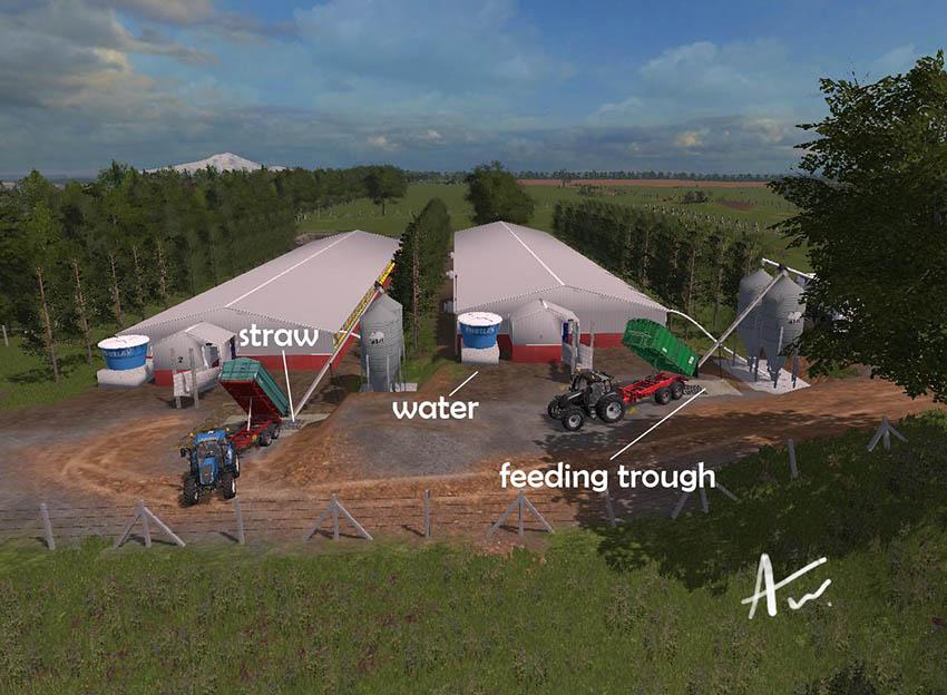 AgroWest Map Oeste Matogrossense v 1.0