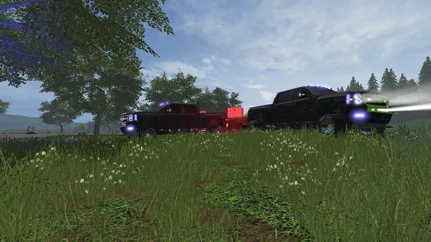 Chevy Dually v 2.0