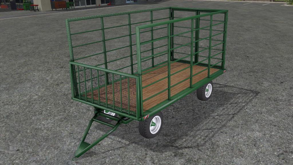 Classic Bale Wagon v 1.0