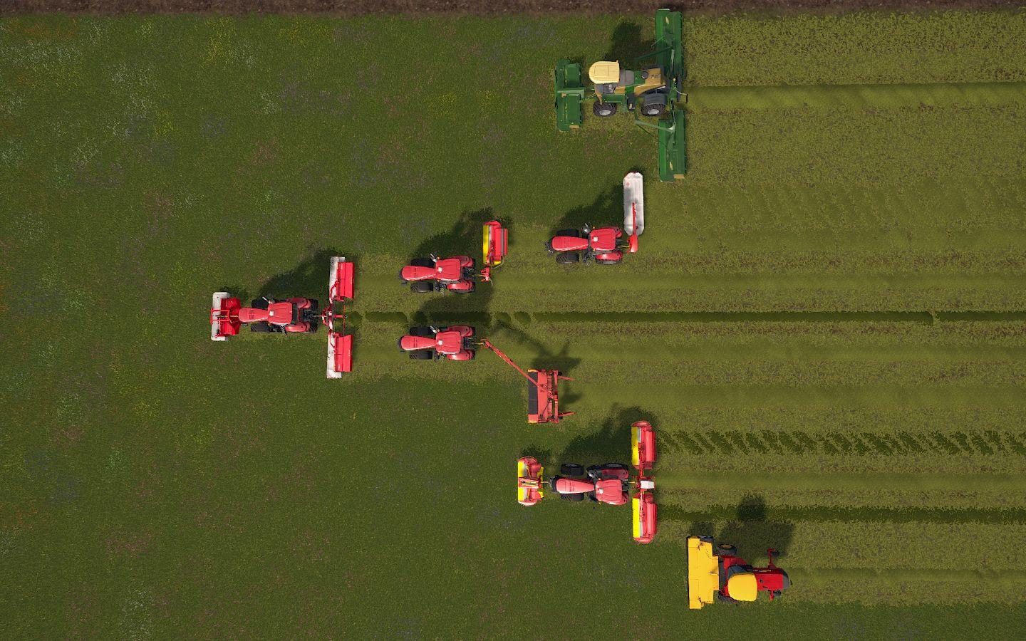 DryGrass Mower v 1.0