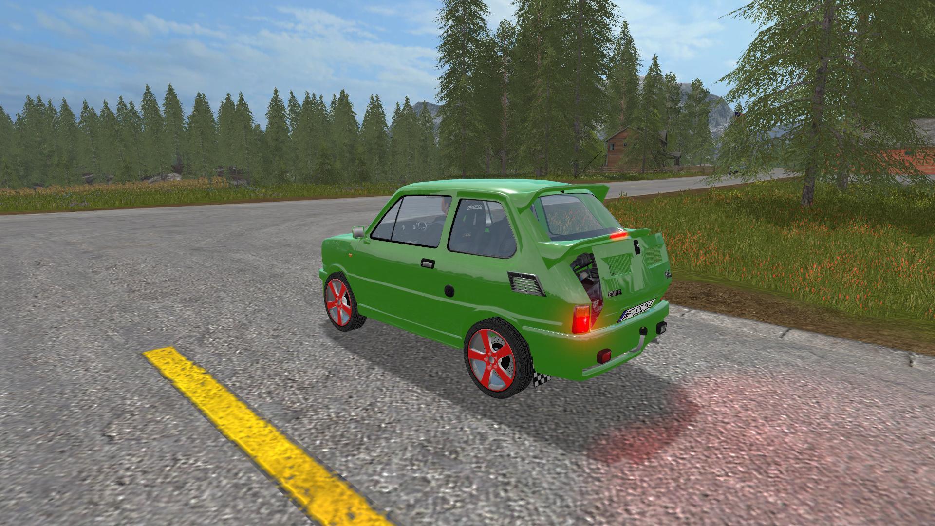 Fiat 126 MR MOREREALITY v 1.0