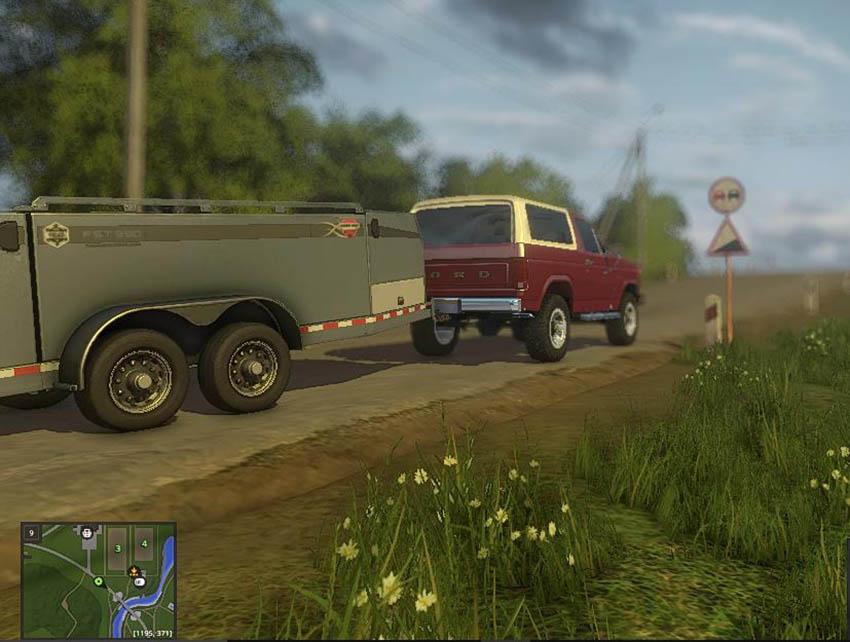Ford bronco v 1.3